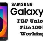 Samsung J7 FRP Unlock