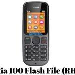 Nokia 100 Flash File
