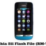 Nokia 311 Flash File