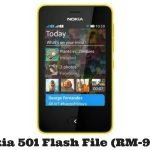 Nokia 501 Flash File