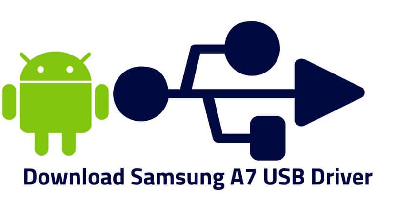 Samsung A7 USB Driver