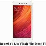 Redmi Y1 Lite Flash File