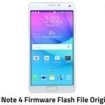 Samsung Note 4 Firmware