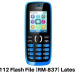 Nokia 112 Flash File