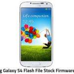 Samsung S4 Flash File