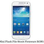 Samsung S4 Mini Flash File