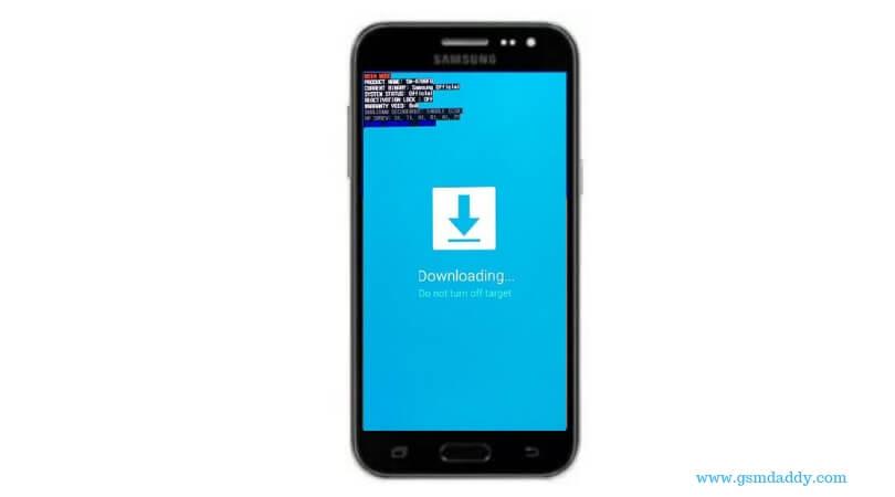 Samsung Firmware Update
