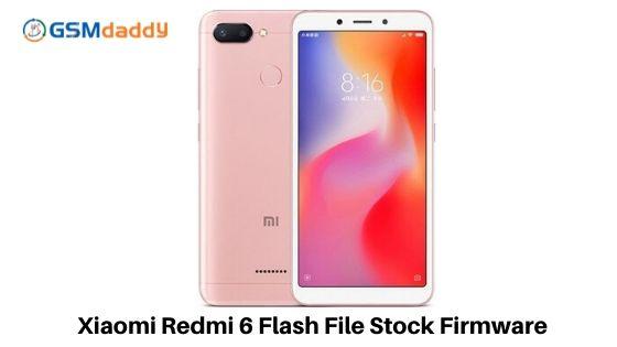 descargar firmware xiaomi redmi note 4 8.1