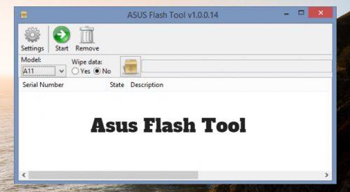 asus installation tool