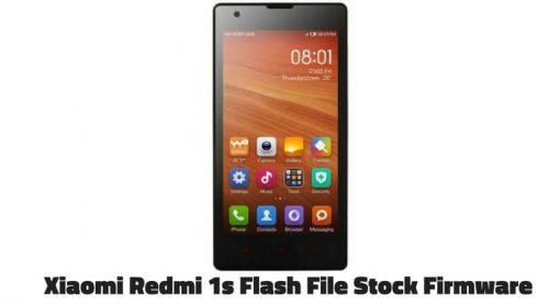 Mi y2 flash file